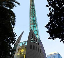 Perth Bell Tower by Sandra Chung