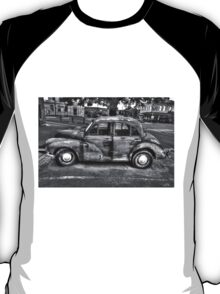 The Dalesford Moggie Minor BW T-Shirt