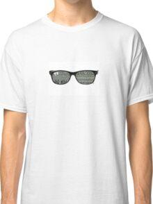 Fandom Glasses Classic T-Shirt