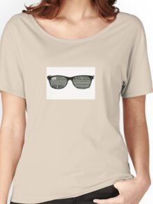 Fandom Glasses Women's Relaxed Fit T-Shirt