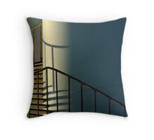 Industrial Storage Tank Throw Pillow