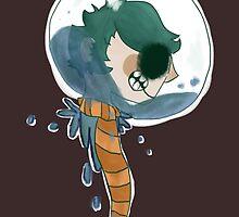Fish Boy  by Aleoria
