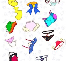 Panties All Around by laproserpine