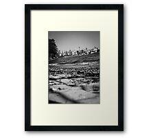 Sydney City | Greenwhich Baths 1 Framed Print