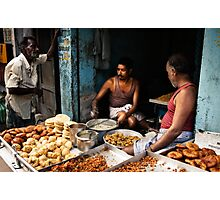 Tiffin time Photographic Print
