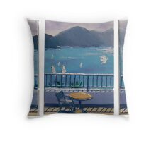 Hamilton Island, Great Barrier Reef, Queensland, Australia Throw Pillow