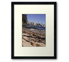 Sydney City | Greenwhich Baths 2 Framed Print