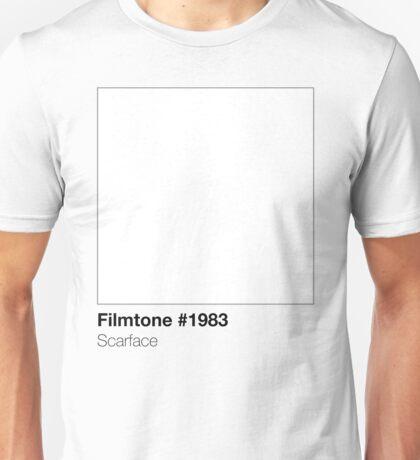 Filmtone 1983 - Scarface Unisex T-Shirt