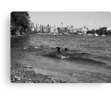 Sydney City | Greenwhich Baths 7 Canvas Print
