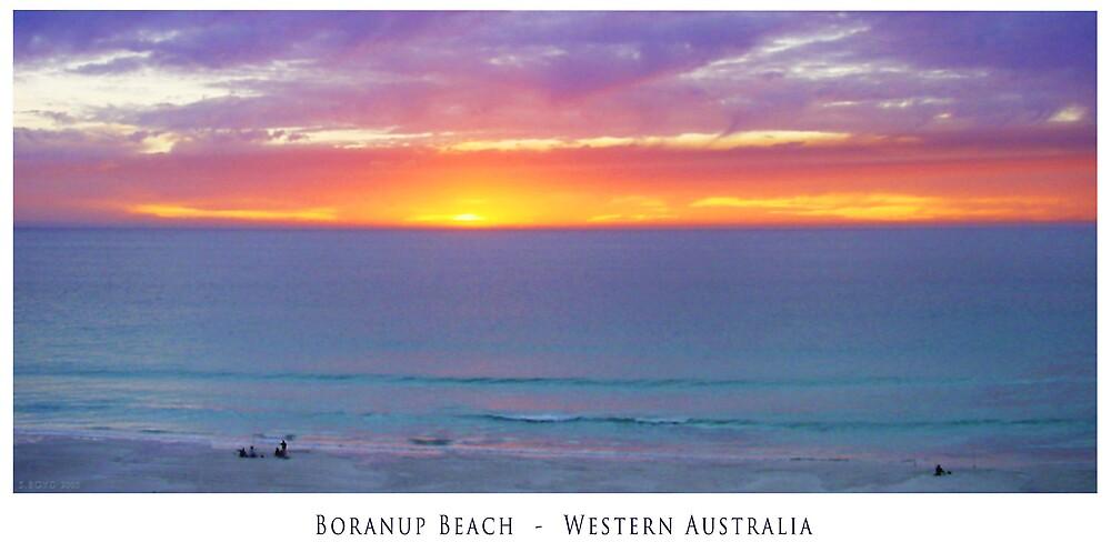 Boranup Beach by Simon Boyd