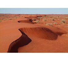 Simpson Desert,N.T. Photographic Print