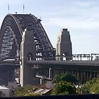 Sydney Harbour Bridge by aperture