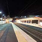 South Brisbane Train Station by aperture