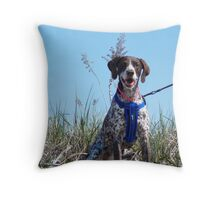 Annie.. Throw Pillow