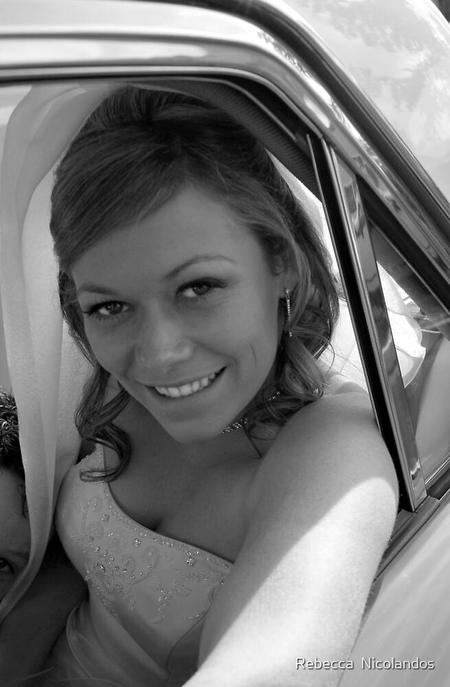 Bride by Rebecca  Nicolandos