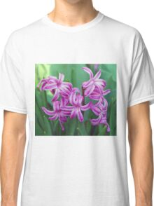 Hyacinth Blossoms Classic T-Shirt