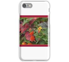 Chartreuse Hummingbird iPhone Case/Skin