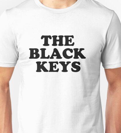 The Black Keys Logo Unisex T-Shirt
