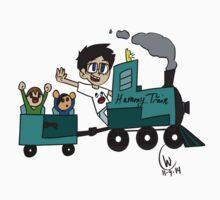 The Hammy Train! by HammyGames