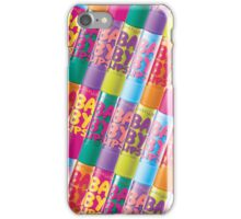 Maybelline Baby Lips Case iPhone Case/Skin