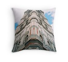 The Duomo, Forence, Italy Throw Pillow