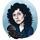 Ellen Ripley by Antonella Silvi