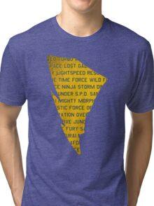 RANGERS Tri-blend T-Shirt