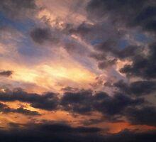 Sky Moods - Depth by Glenn McCarthy