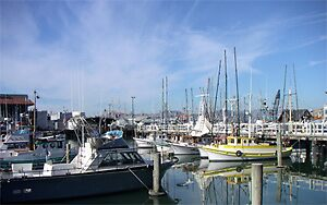 Fisherman's Wharf by suzichendesign