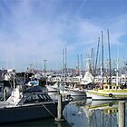 Fisherman's Wharf by suzichendesign