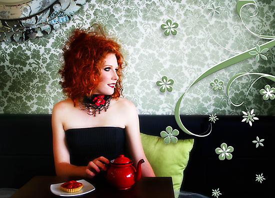 Tea & Tart by Naomi Mawson