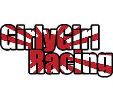 GirlyGirl Racing Photographic Print