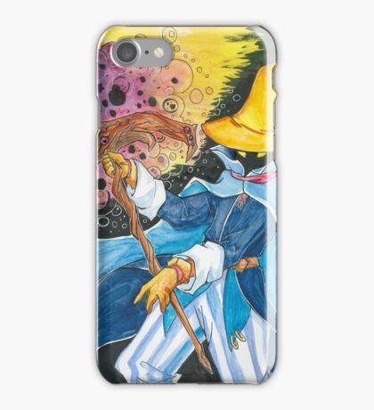 Dark Mage iPhone Case/Skin