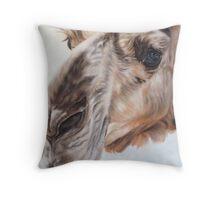 Anna II Throw Pillow