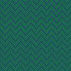 Green Chevron Dot by nuuk