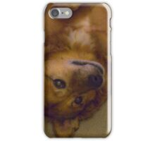 Silly Girl iPhone Case/Skin