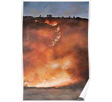 Fire Season I Poster