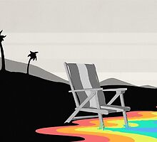 Day at the Beach by Popsicle Illusion