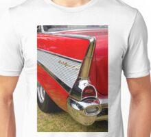 Chrome tail light - Chevrolet BelAir Unisex T-Shirt