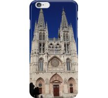 Burgos Cathedral in Spain on the Camino de Santiago iPhone Case/Skin