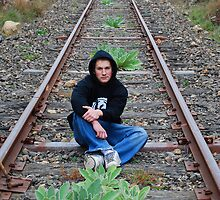 On The Tracks... by rjCrew