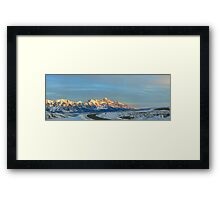 Jackson Hole, Wyoming Framed Print