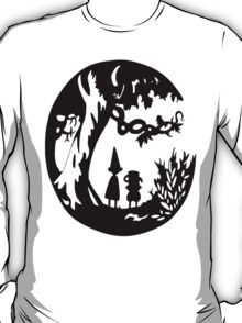 Into the unknown. T-Shirt
