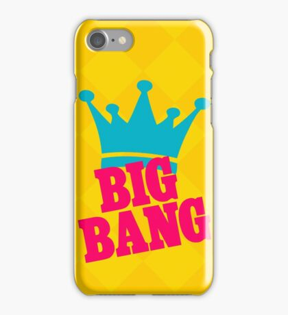 BIG BANG is VIP iPhone Case/Skin