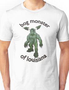 Bog Monster Of Louisiana Unisex T-Shirt