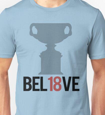 BEL18VE [AUSTRALIAN OPEN 2017] Unisex T-Shirt