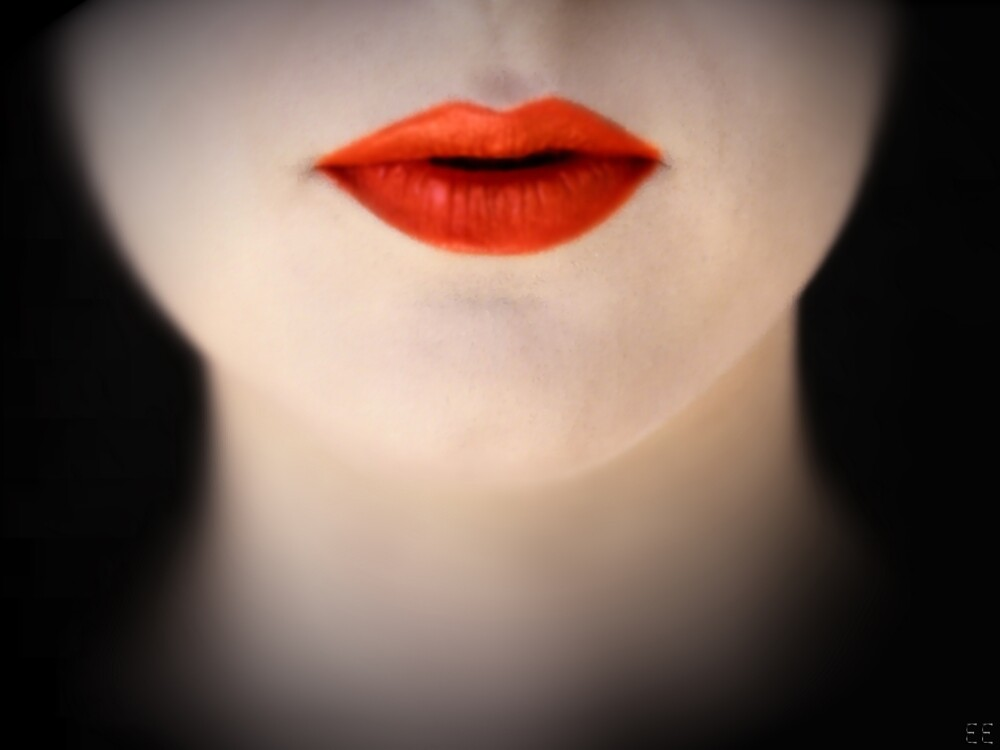 Lips by Edward Shepherd