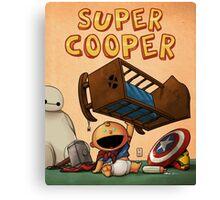Special Project -- Super Cooper Canvas Print