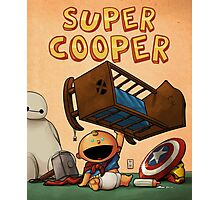 Special Project -- Super Cooper Photographic Print