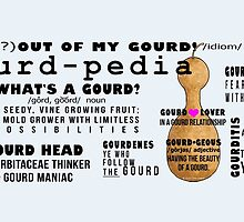 Gourd-pedia Standard Mug 1 by Subwaysign